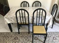 میز نهارخوری 6 نفره در شیپور-عکس کوچک