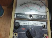 یک عدد مولتی متر انالوگ ژاپنی سانوا th 510 در شیپور-عکس کوچک