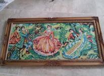 تابلو کوبلن کار دست در شیپور-عکس کوچک