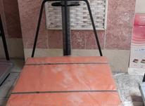 باسکول 700کیلوگرمی چرخدار در شیپور-عکس کوچک