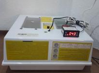 دستگاه جوجه کشی 48 تایی کاکس آلمان در شیپور-عکس کوچک