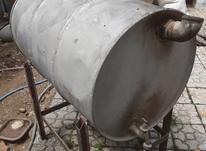 بشکه نفت 220 لیتری در شیپور-عکس کوچک