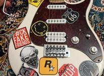 گیتار و آمپلیفایر در شیپور-عکس کوچک