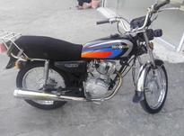 موتورسیکلت مدل 93 در شیپور-عکس کوچک