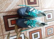 کفش استوک ادیداس ساق دار در شیپور-عکس کوچک