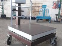 باسکول ترازو دیجیتال 700 کیلویی در شیپور-عکس کوچک