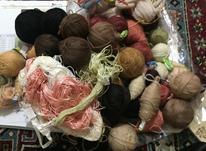 فروش دار قالی و نخ و نقشه در شیپور-عکس کوچک