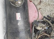 کپسول گاز مایع پراید در شیپور-عکس کوچک