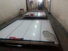 تعمیرات وتعویض لاستیکهای درب سردخانه در شیپور