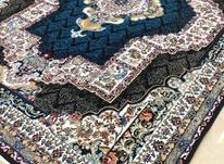 فرش دربار کاشان، سورمه ایی 6متری   در شیپور-عکس کوچک