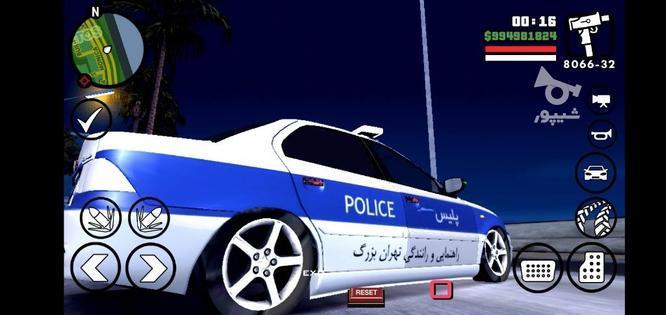 بازی کلاچ هک شده و جی تی ای 5 ایرانی با راهنماهی در گروه خرید و فروش لوازم الکترونیکی در خوزستان در شیپور-عکس1