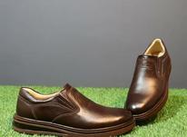 کفش چرم کلارک در شیپور-عکس کوچک