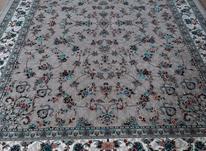 فرش دربار کاشان، افشان فیلی 9متری، طرح 700 شانه در شیپور-عکس کوچک