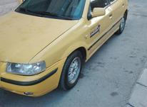 تاکسی پلاک ع برون شهری مدل 88 در شیپور-عکس کوچک