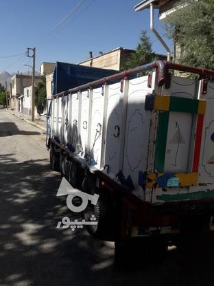 فروش کامیونت 6 تن در گروه خرید و فروش وسایل نقلیه در چهارمحال و بختیاری در شیپور-عکس5