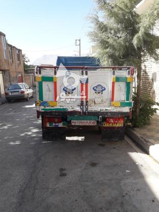 فروش کامیونت 6 تن در گروه خرید و فروش وسایل نقلیه در چهارمحال و بختیاری در شیپور-عکس8