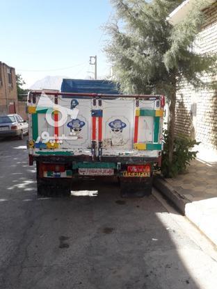 فروش کامیونت 6 تن در گروه خرید و فروش وسایل نقلیه در چهارمحال و بختیاری در شیپور-عکس6