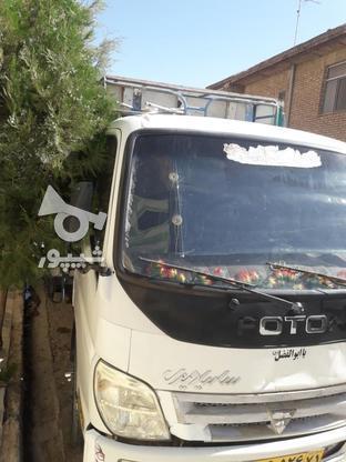 فروش کامیونت 6 تن در گروه خرید و فروش وسایل نقلیه در چهارمحال و بختیاری در شیپور-عکس3