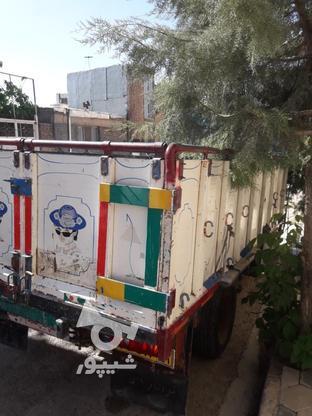 فروش کامیونت 6 تن در گروه خرید و فروش وسایل نقلیه در چهارمحال و بختیاری در شیپور-عکس1