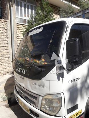 فروش کامیونت 6 تن در گروه خرید و فروش وسایل نقلیه در چهارمحال و بختیاری در شیپور-عکس2