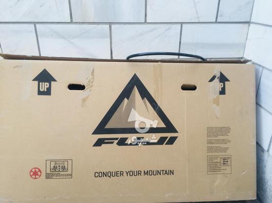 دوچرخه کوهستان فوجی نوادا 1.5 در گروه خرید و فروش ورزش فرهنگ فراغت در تهران در شیپور-عکس5