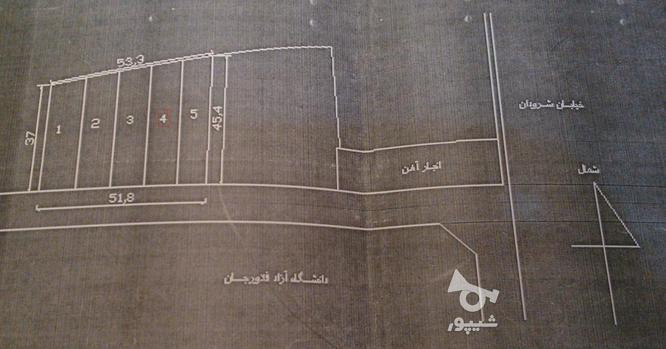 زمین مسکونی سنددار تک برگ شش دانگ فلاورجان در گروه خرید و فروش املاک در اصفهان در شیپور-عکس1