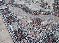 فرش دربار کاشان، کارینا 9متری، فیلی و سورمه ایی، طرح 700شانه در شیپور-عکس کوچک