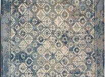فرش عقیق دربار کاشان، وینتیج 6متری، 1000 شانه گل برجسته در شیپور-عکس کوچک