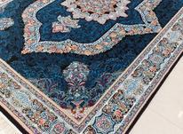 فرش دربار کاشان، سورمه ایی و فیلی 6متری، ارزان قیمت در شیپور-عکس کوچک