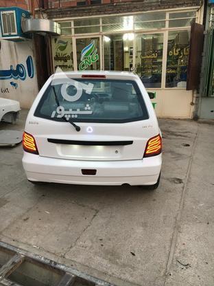 پراید 111 اتاق تعویض بدون رنگ در گروه خرید و فروش وسایل نقلیه در آذربایجان غربی در شیپور-عکس2