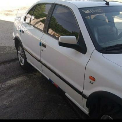 سمند ال ایکس مدل 90معاوضه با زانتیا ریو وپژو زانتیا در گروه خرید و فروش وسایل نقلیه در سیستان و بلوچستان در شیپور-عکس2
