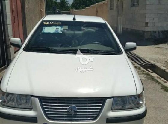 سمند ال ایکس مدل 90معاوضه با زانتیا ریو وپژو زانتیا در گروه خرید و فروش وسایل نقلیه در سیستان و بلوچستان در شیپور-عکس1