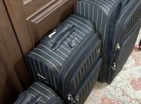 سه عدد چمدان مسافرتی خارجی مارک انتلر در شیپور-عکس کوچک