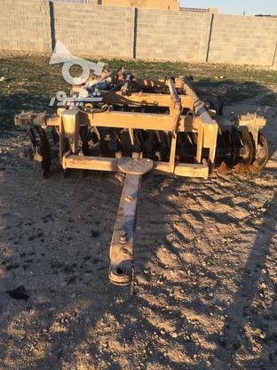 تراکتور والترا8400 و ادوات در گروه خرید و فروش وسایل نقلیه در فارس در شیپور-عکس2