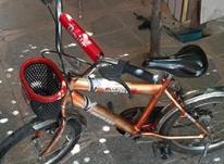 دوچرخه 16 رنگ مسی در شیپور-عکس کوچک