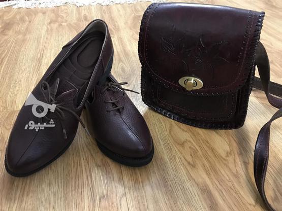 کیف و کفش چرم تبریر در گروه خرید و فروش لوازم شخصی در تهران در شیپور-عکس1