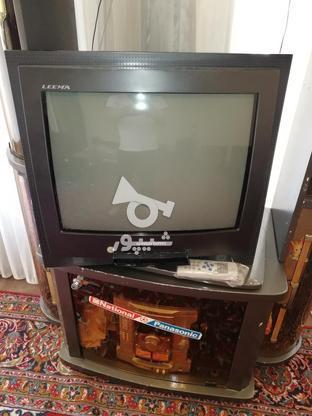 تلویزیون پارس 21 اینچ در گروه خرید و فروش لوازم الکترونیکی در فارس در شیپور-عکس2