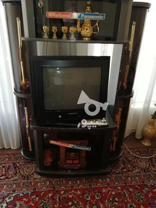 تلویزیون پارس 21 اینچ در گروه خرید و فروش لوازم الکترونیکی در فارس در شیپور-عکس3
