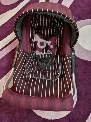 کریر نوزاد در گروه خرید و فروش لوازم شخصی در تهران در شیپور-عکس2