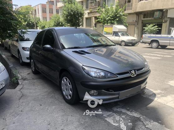 پژو 206 مدل 90 تیپ 5 در گروه خرید و فروش وسایل نقلیه در تهران در شیپور-عکس2