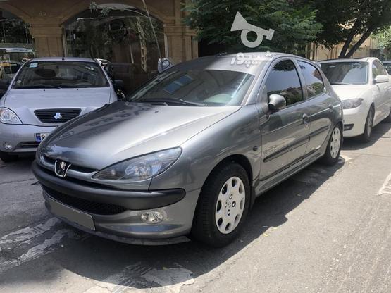 پژو 206 مدل 90 تیپ 5 در گروه خرید و فروش وسایل نقلیه در تهران در شیپور-عکس1