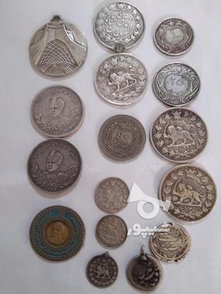 سکههای نقره در گروه خرید و فروش ورزش فرهنگ فراغت در همدان در شیپور-عکس6