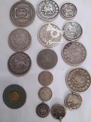 سکههای نقره در گروه خرید و فروش ورزش فرهنگ فراغت در همدان در شیپور-عکس5