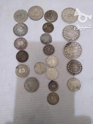 سکههای نقره در گروه خرید و فروش ورزش فرهنگ فراغت در همدان در شیپور-عکس7