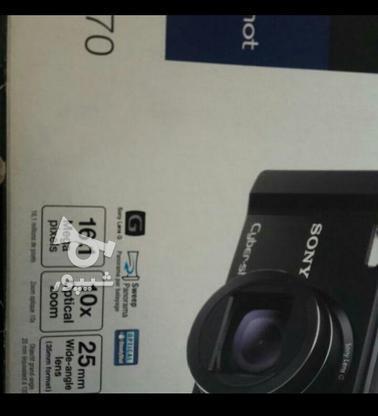 دوربین دیجیتالی سونی مدلH70 در گروه خرید و فروش لوازم الکترونیکی در تهران در شیپور-عکس1