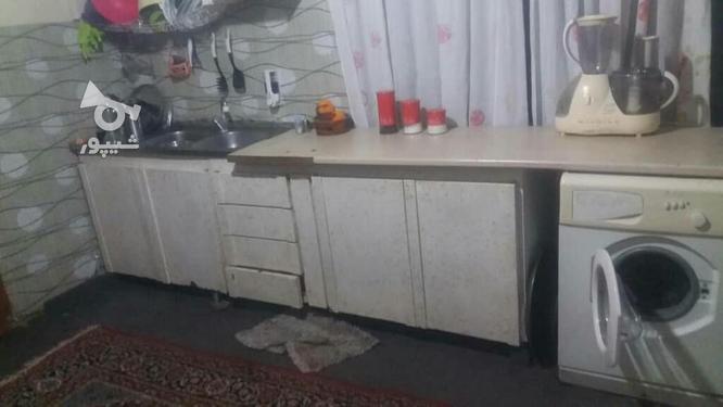 کابینت فلزی گالوانیزه همراه با سینک وآبچکان وتاپس در گروه خرید و فروش لوازم خانگی در گیلان در شیپور-عکس4