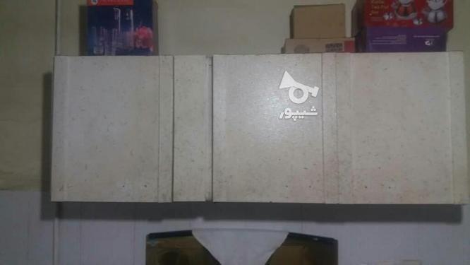 کابینت فلزی گالوانیزه همراه با سینک وآبچکان وتاپس در گروه خرید و فروش لوازم خانگی در گیلان در شیپور-عکس2