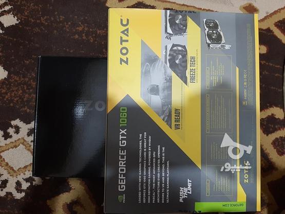GTX 1060 6GB Zotac در گروه خرید و فروش لوازم الکترونیکی در مازندران در شیپور-عکس4