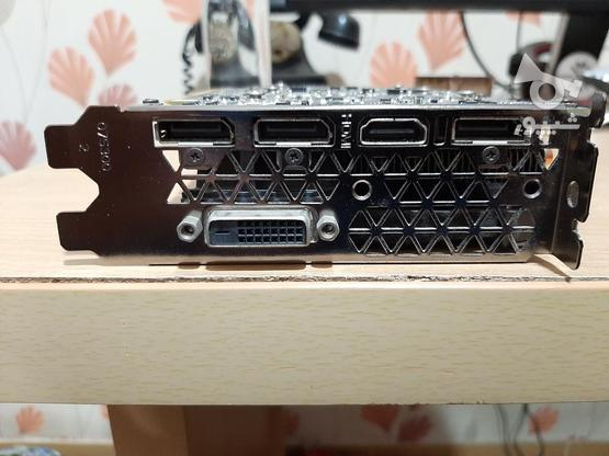 GTX 1060 6GB Zotac در گروه خرید و فروش لوازم الکترونیکی در مازندران در شیپور-عکس6