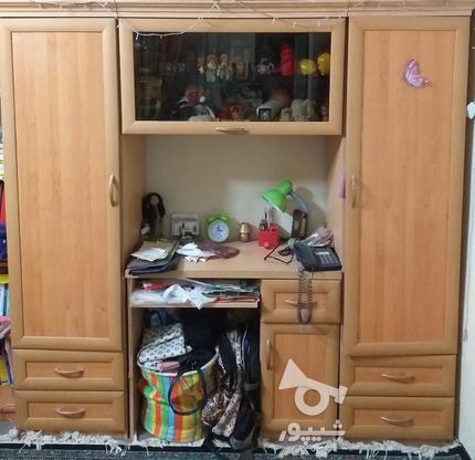 کمد mdf کاملا سالم در گروه خرید و فروش لوازم خانگی در خراسان رضوی در شیپور-عکس1